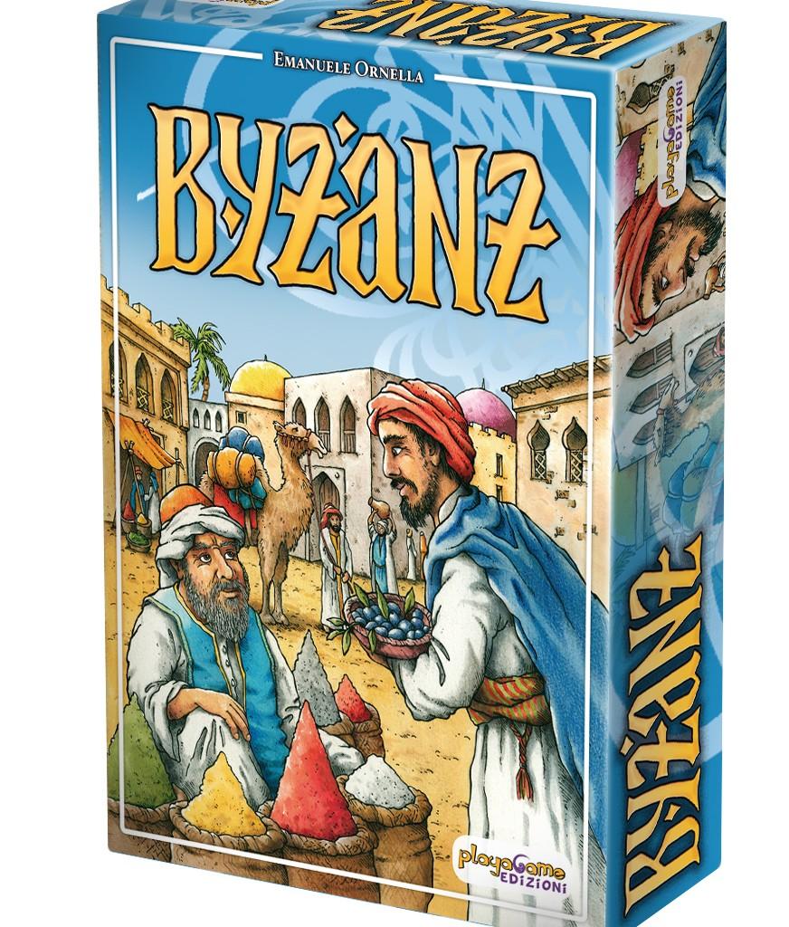 Byzanz Box 3D