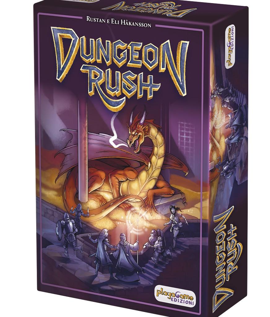 Dungeon Rush 3D