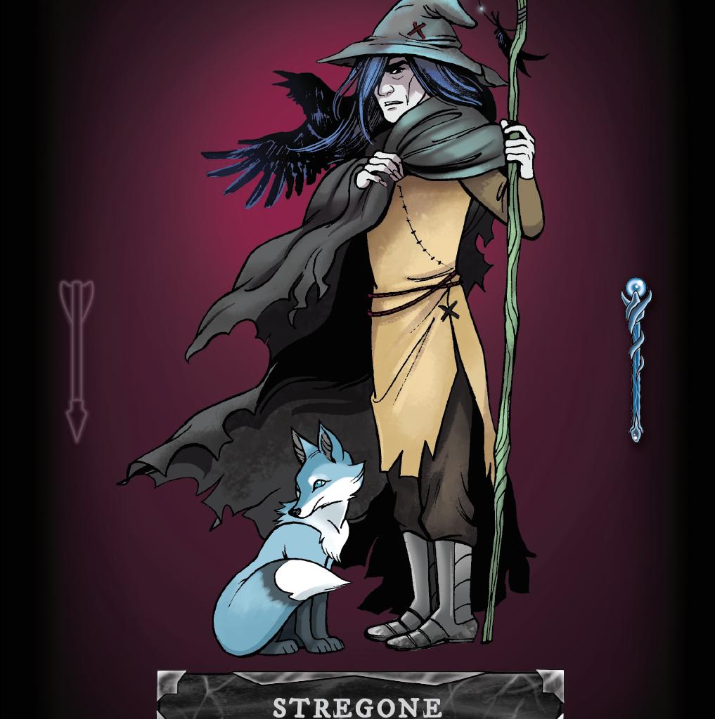 Eroe – Stregone
