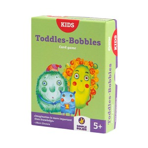 Toddles Bobbles – Scatola