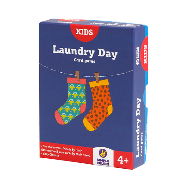 Laundry Day – Scatola