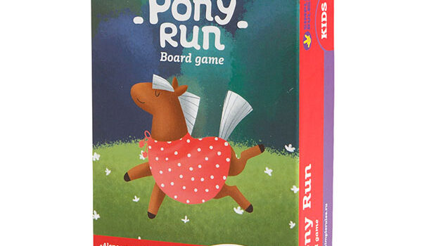 Pony Run – Scatola