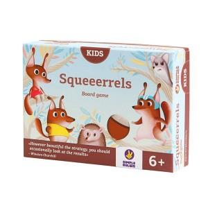 Squeeerrels – Scatola