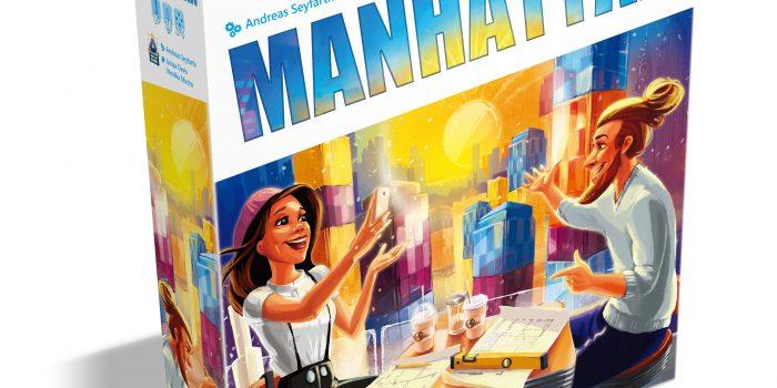 Playagame Edizioni Ti Porta A Manhattan!
